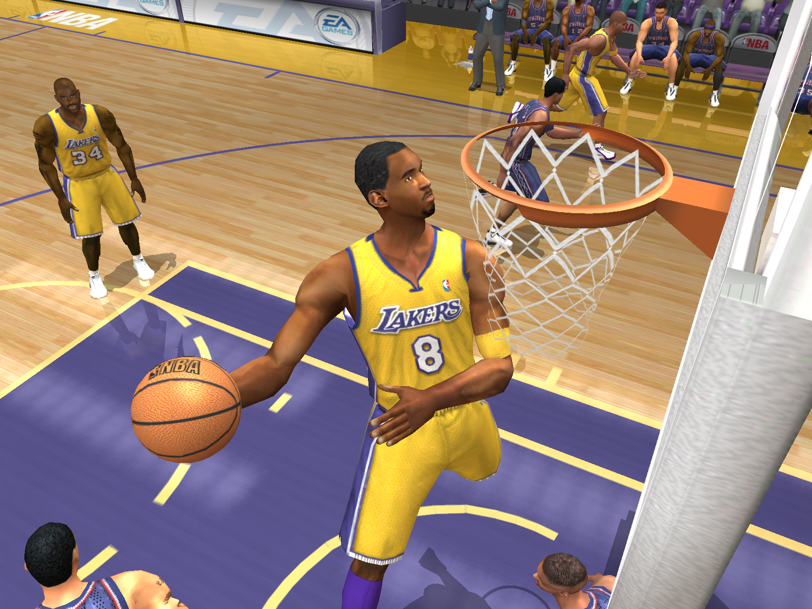 Kobe Bryant's 20-year career also shows how far video games have ...