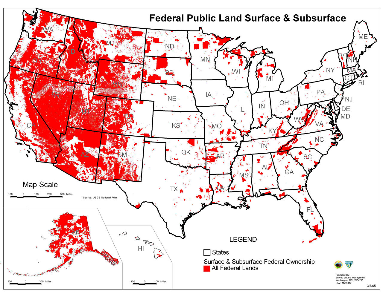 Its Not Just The Oregon Militia Why Many Westerners Get Angry - Map of us cattle ranches