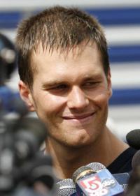 The Tom Brady swoop
