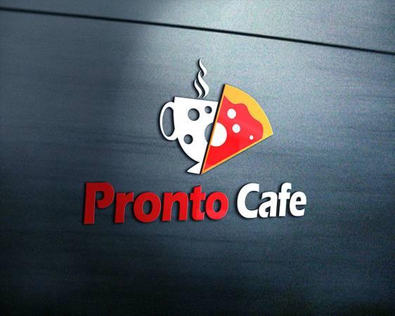 Pronto Cafe logo