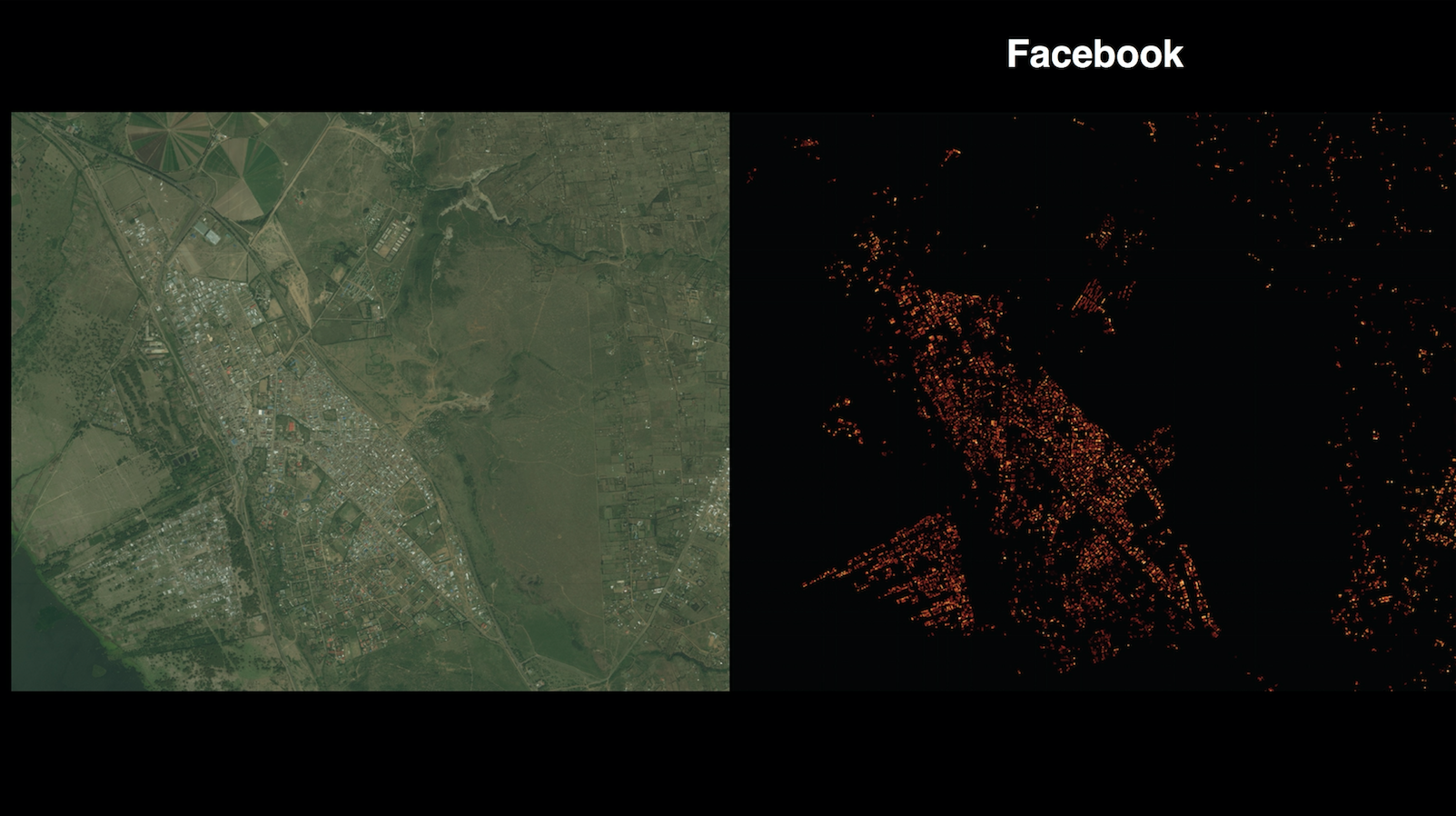 Facebook is using AI to make detailed maps of where people live – Map of World Live Satellite