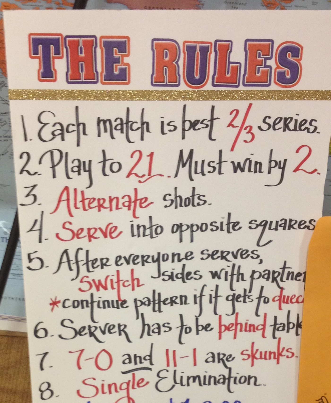 Larry hodges 39 s blog for Table tennis serving rules