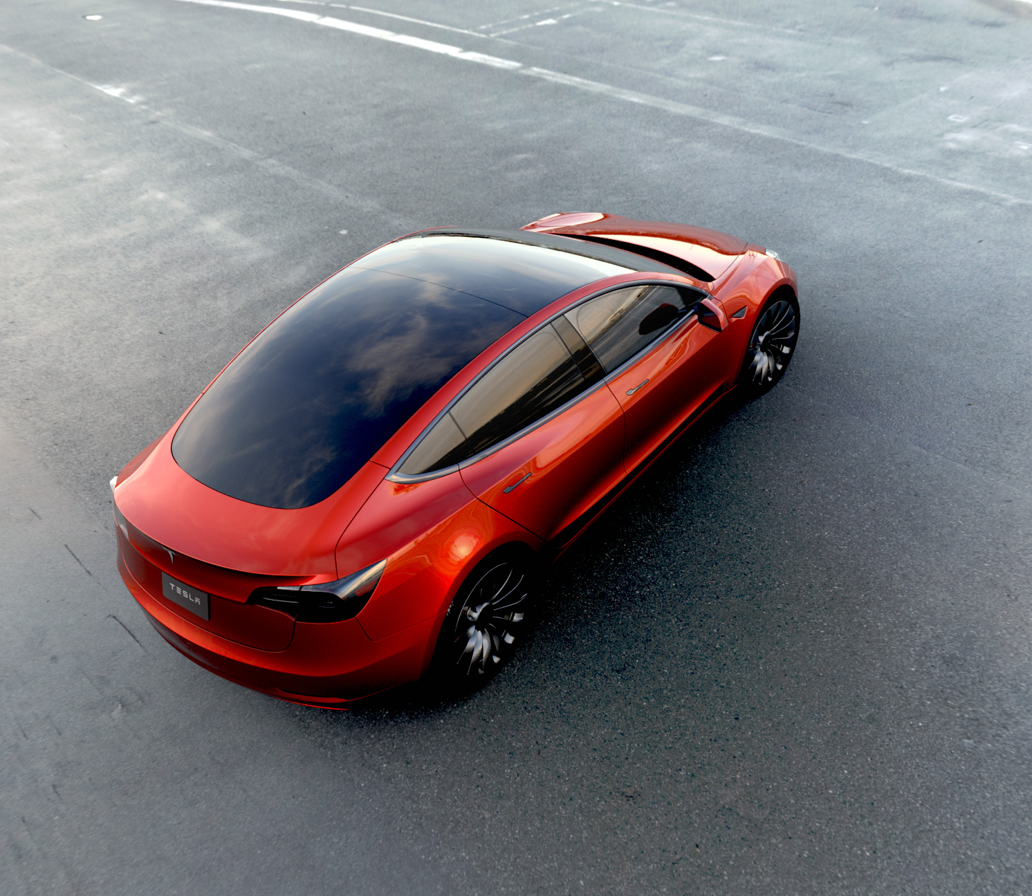 Tesla Model 3 Announced: Release Set For 2017, Price