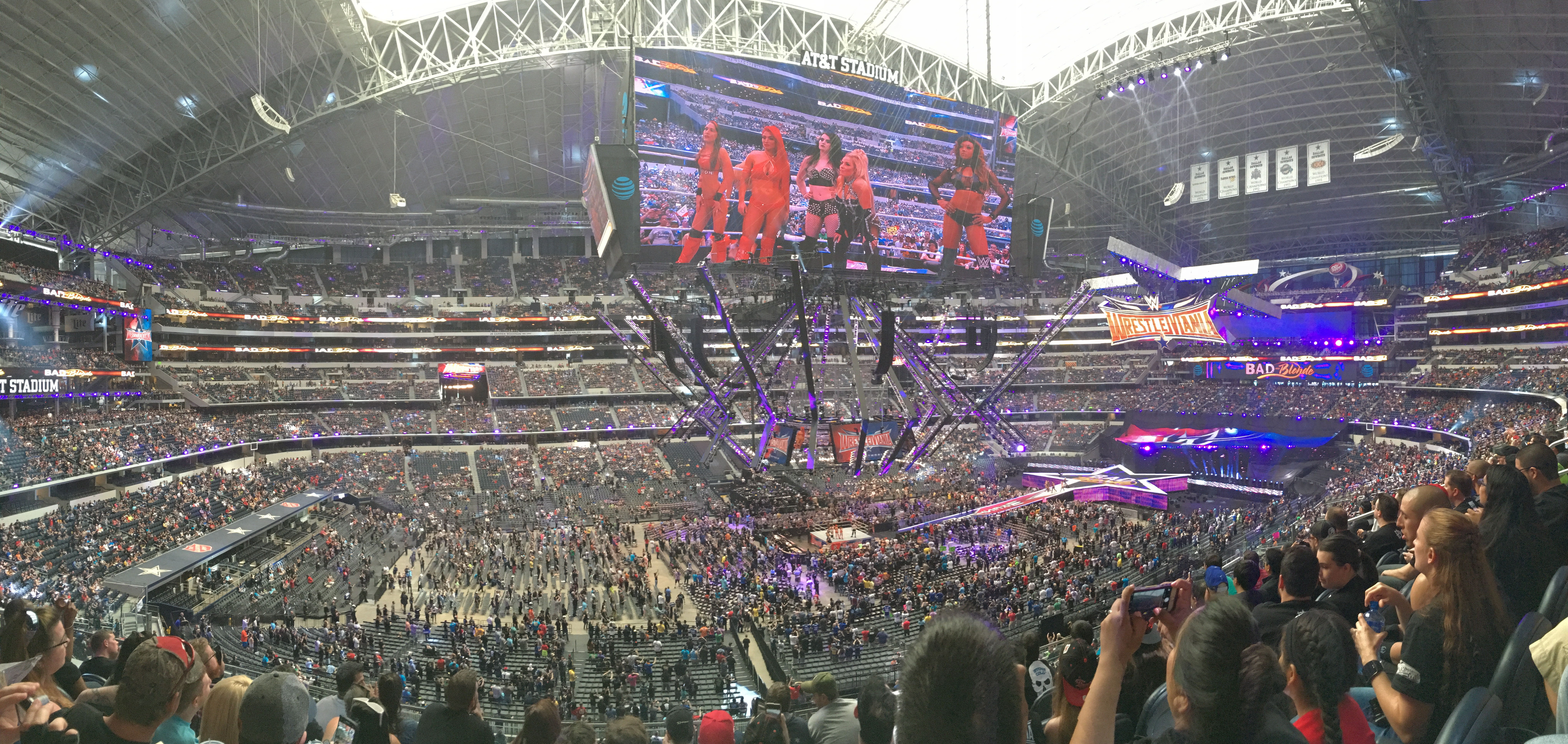 Attending Wrestlemania Was Like Living Inside A Real Life