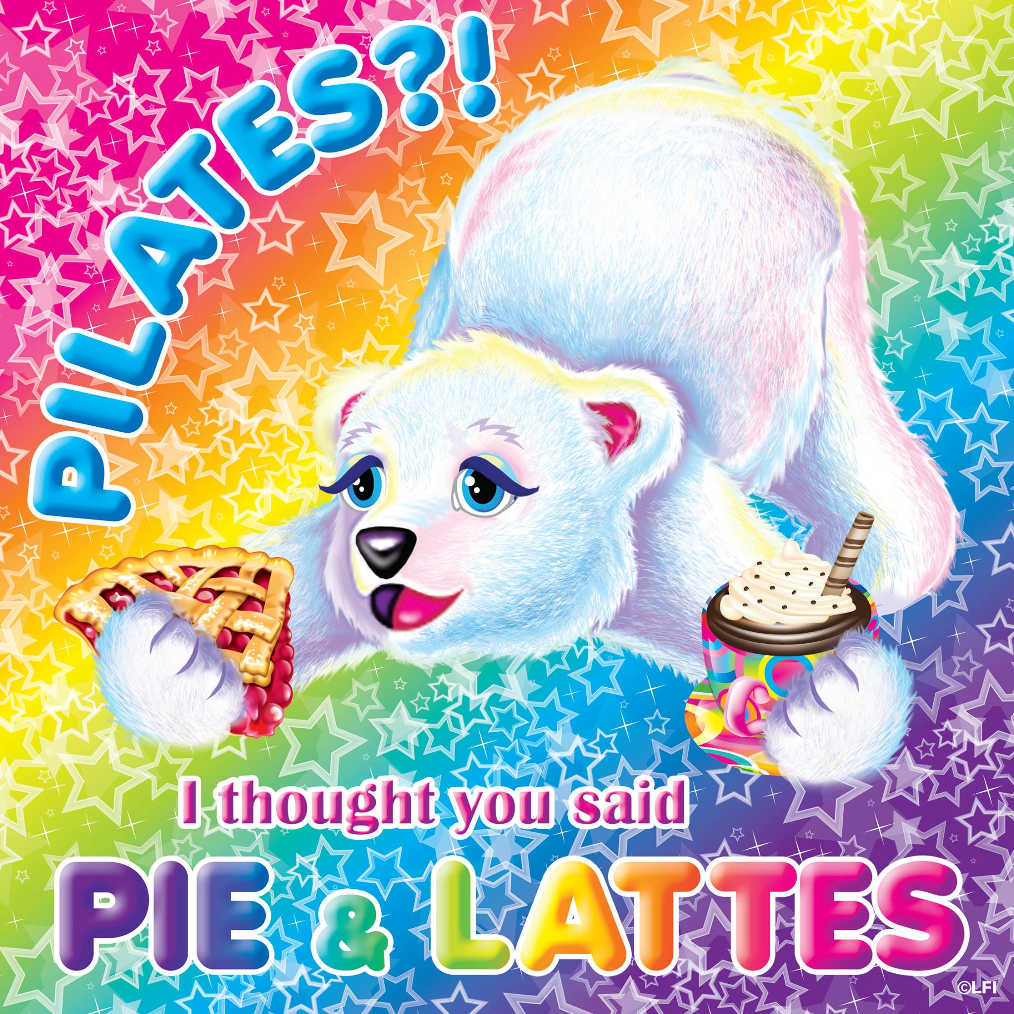 The Official Lisa Frank Facebook Page Is An Internet Safe Space For Aggressively Positive Memes
