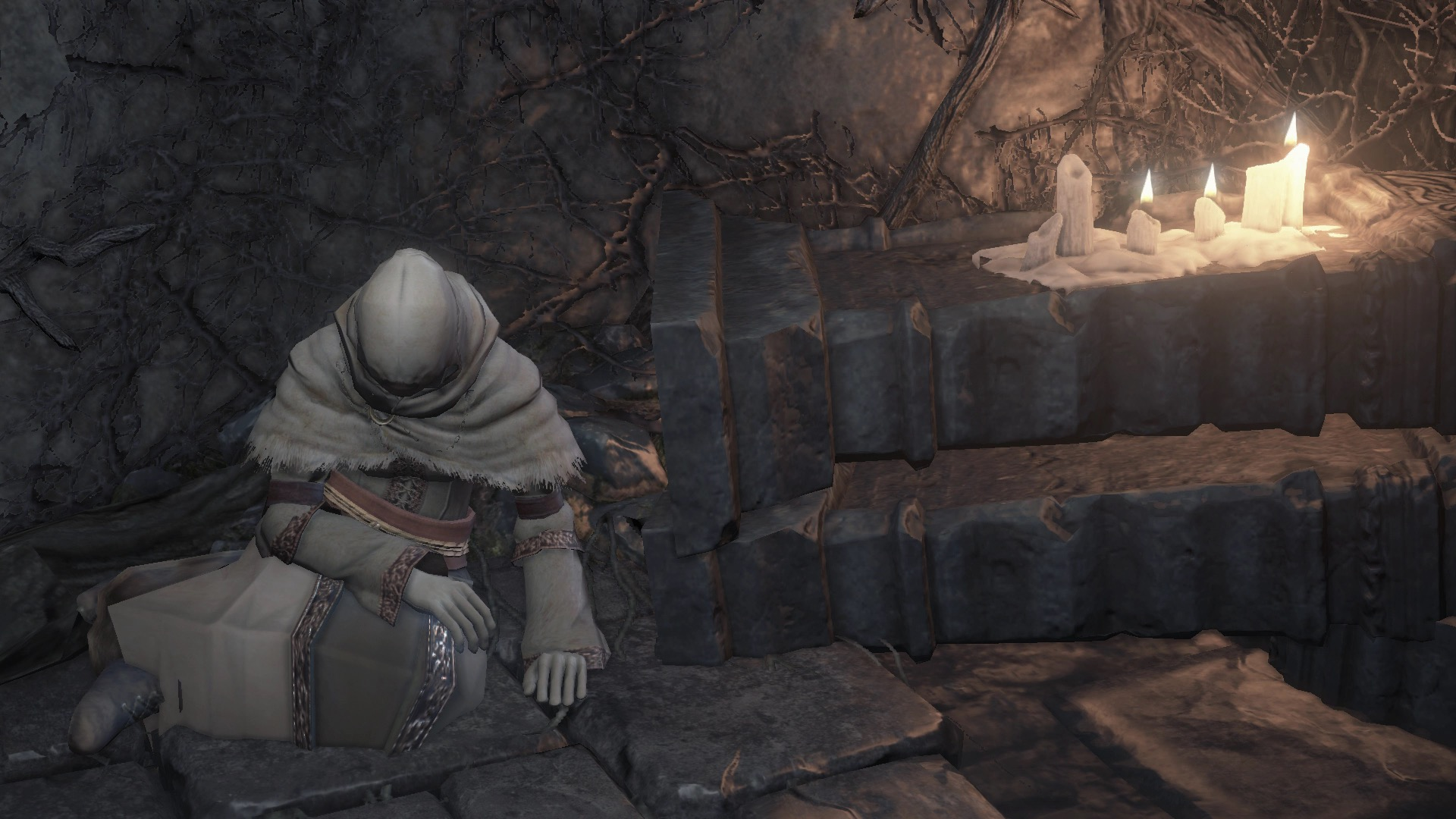 Dark Souls  Can T Travel To Road Of Sacrifices