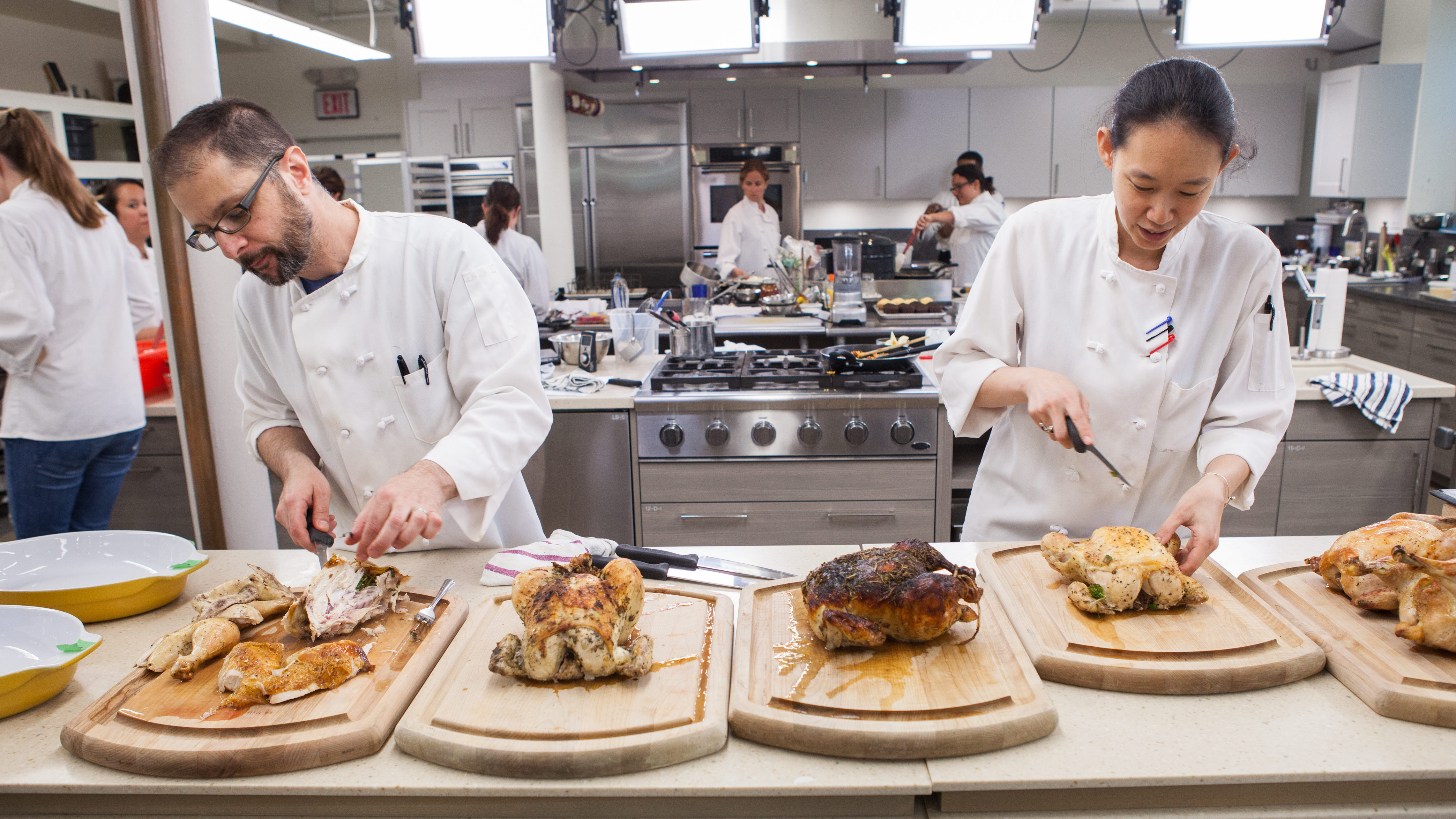 America S Test Kitchen Is Taking Its Rigorous Recipe