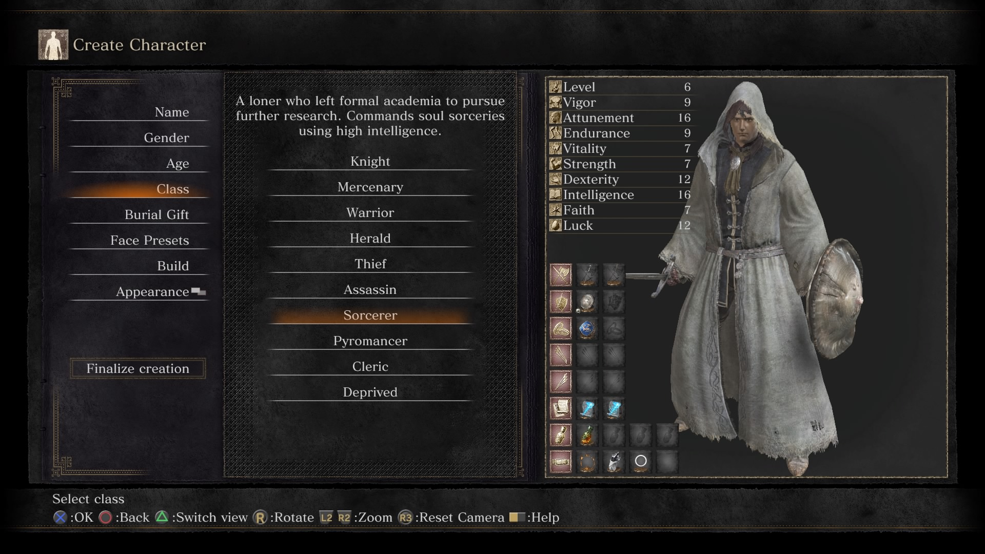 dark souls 2 3 attunement slots
