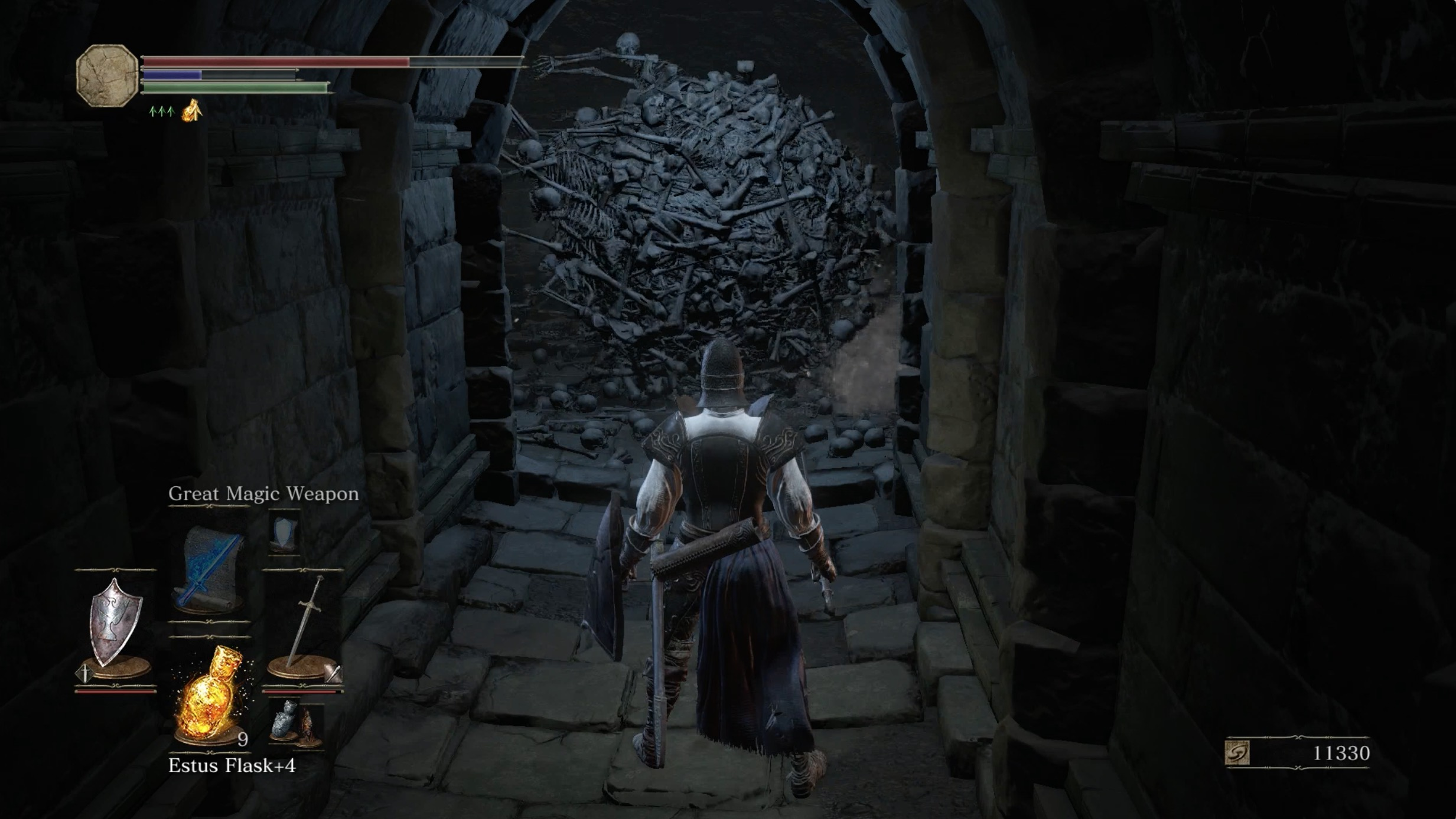 Dark Souls 3: Catacombs of Carthus walkthrough - Polygon