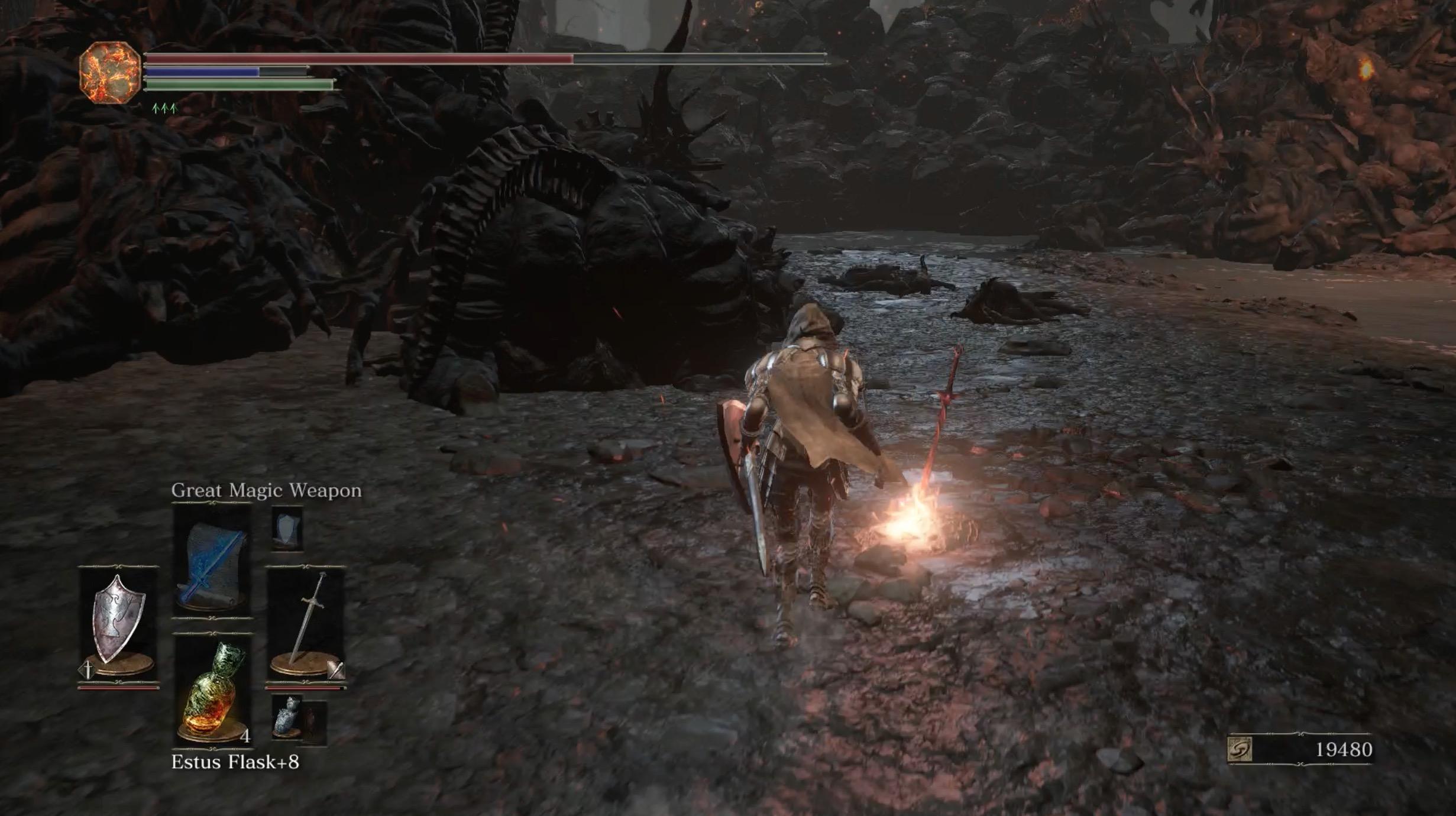 Dark Souls 3: Smouldering Lake walkthrough - Polygon on