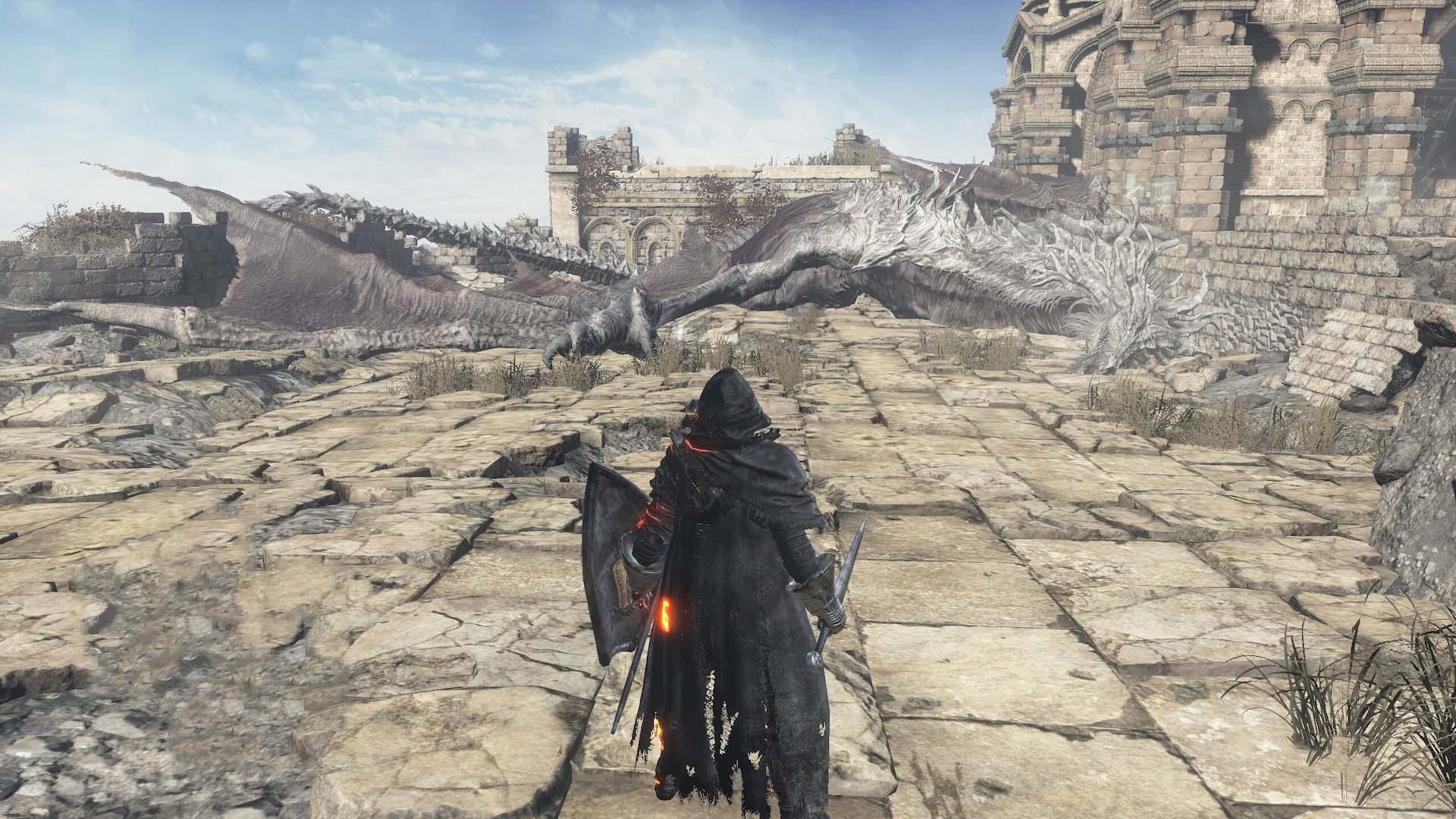 Dark Souls 3: Archdragon Peak walkthrough - Polygon on