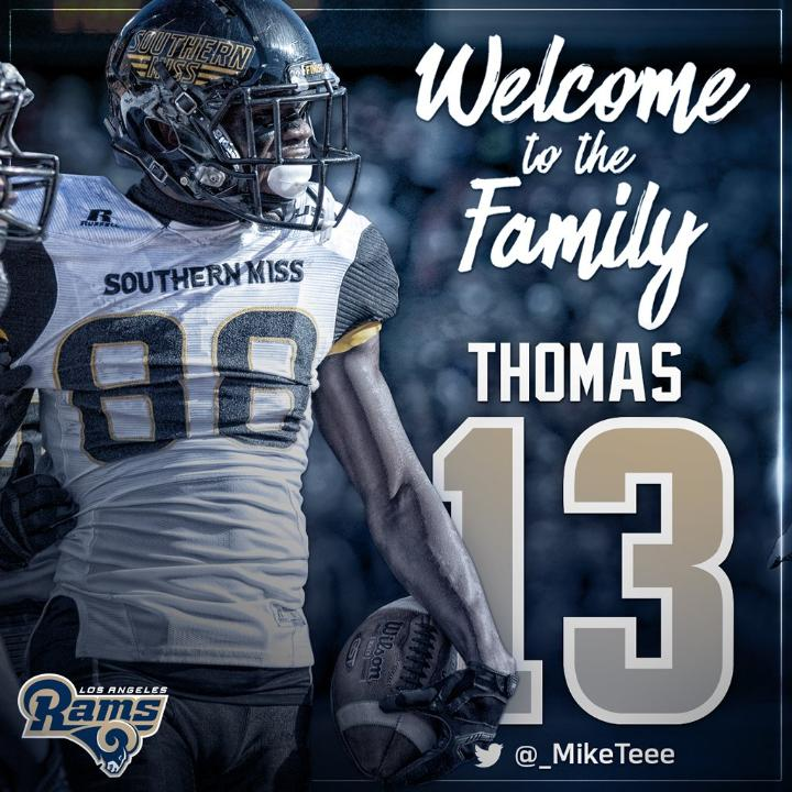 Mike Thomas jersey number