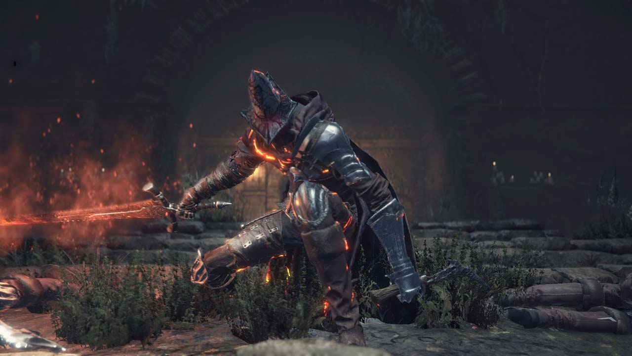 Dark souls 3 farron keep walkthrough polygon - Watchers dark souls 3 ...