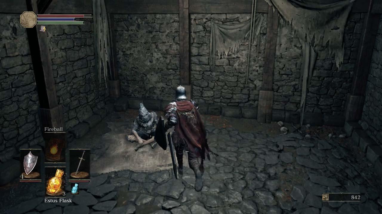 Dark Souls 3: High Wall of Lothric walkthrough - Polygon