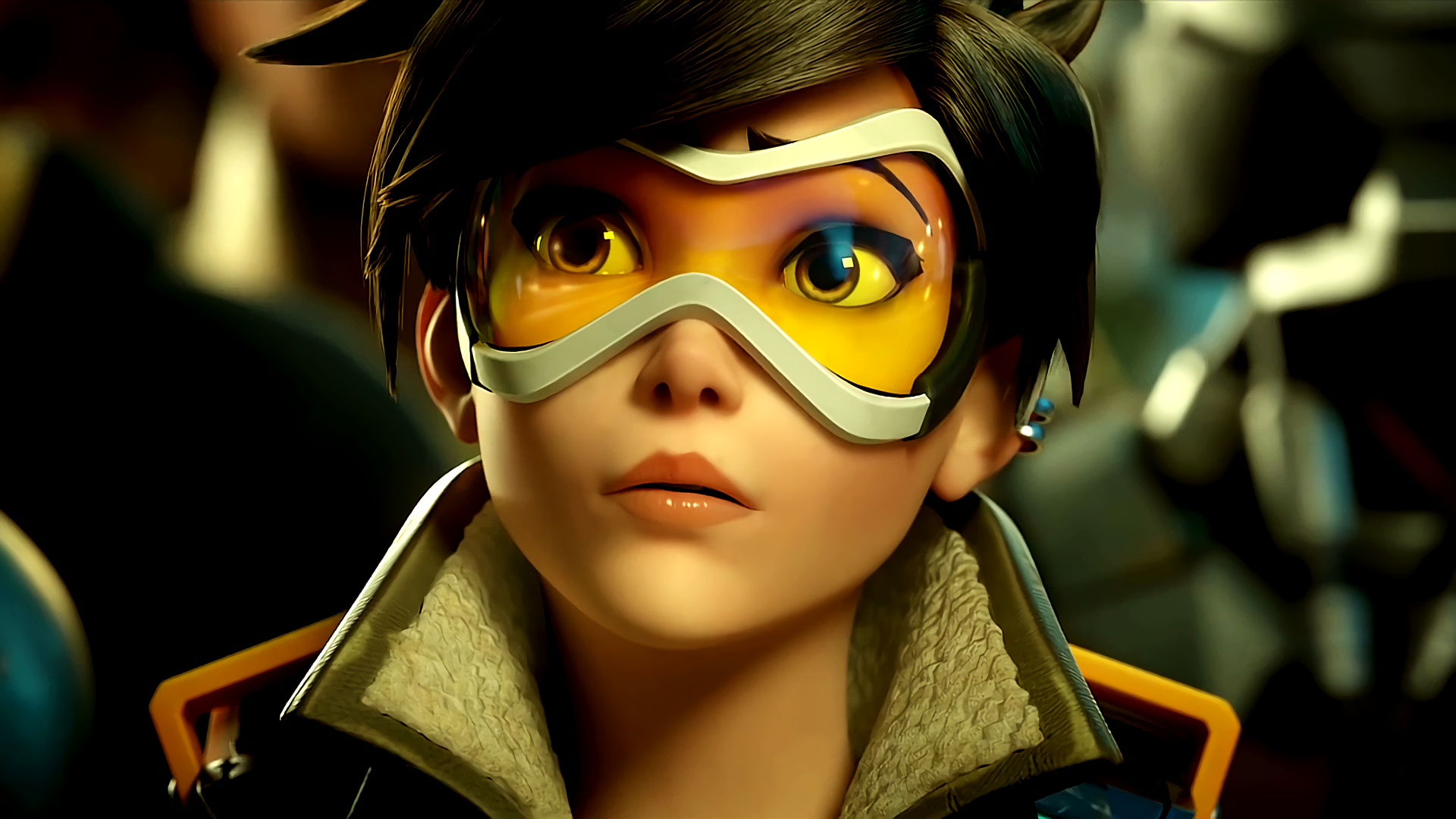 Blizzard tease a potential new Overwatch hero
