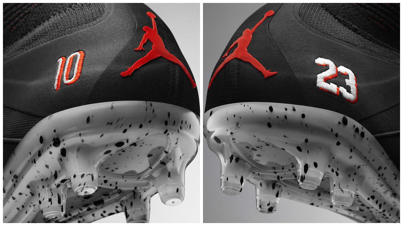 Jordans Soccer Shoes