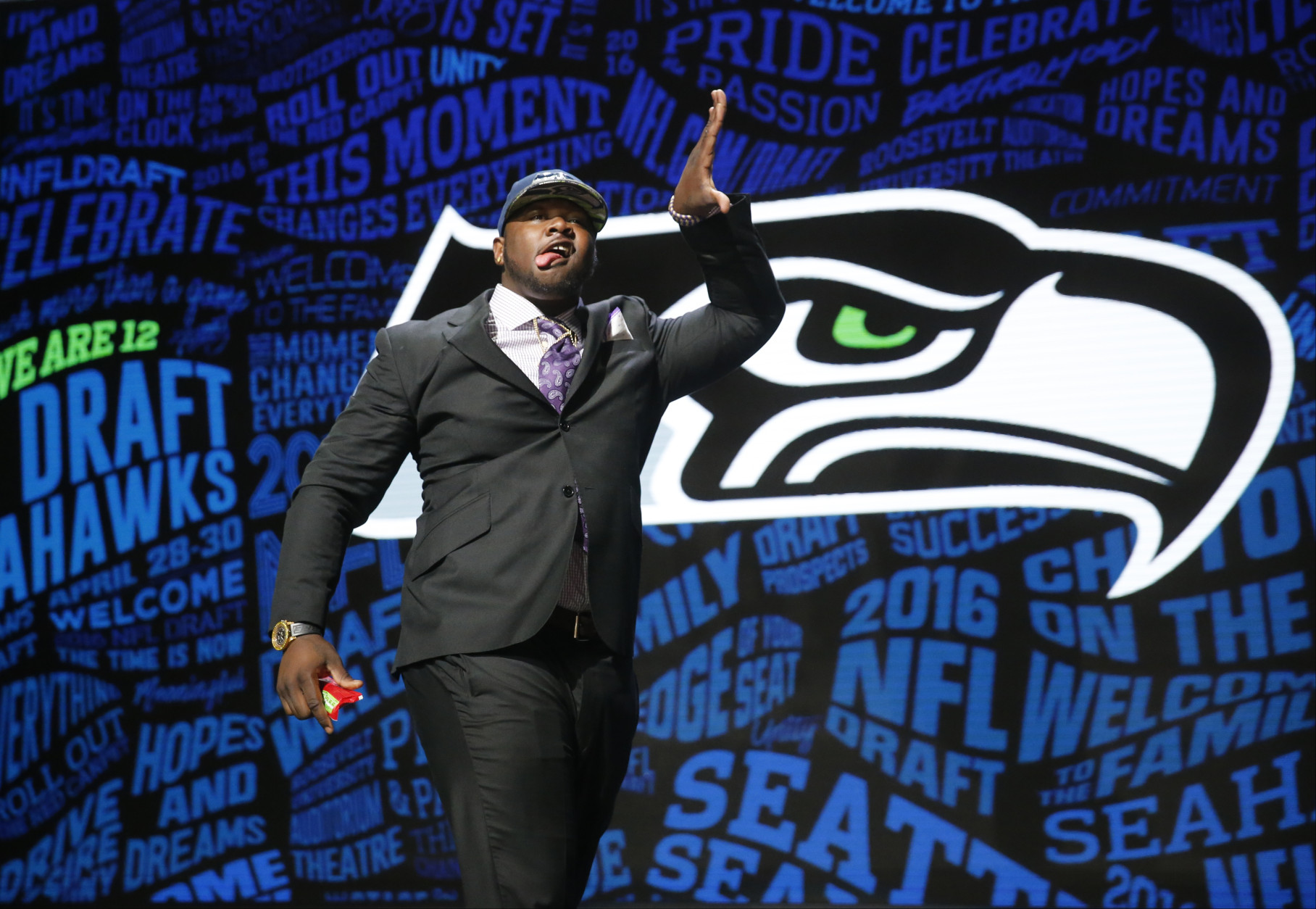 Why Jarran Reed is the Steal of the 2016 NFL Draft - Field Gulls 6f407719029