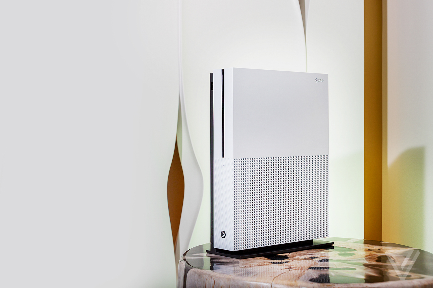Microsoft Announces The Xbox One S Its Smallest Xbox Yet