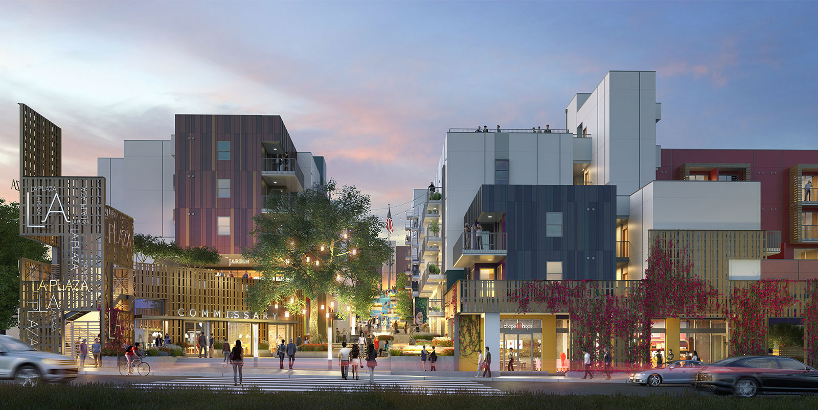 big el pueblo mixed user underway near chinatown curbed la