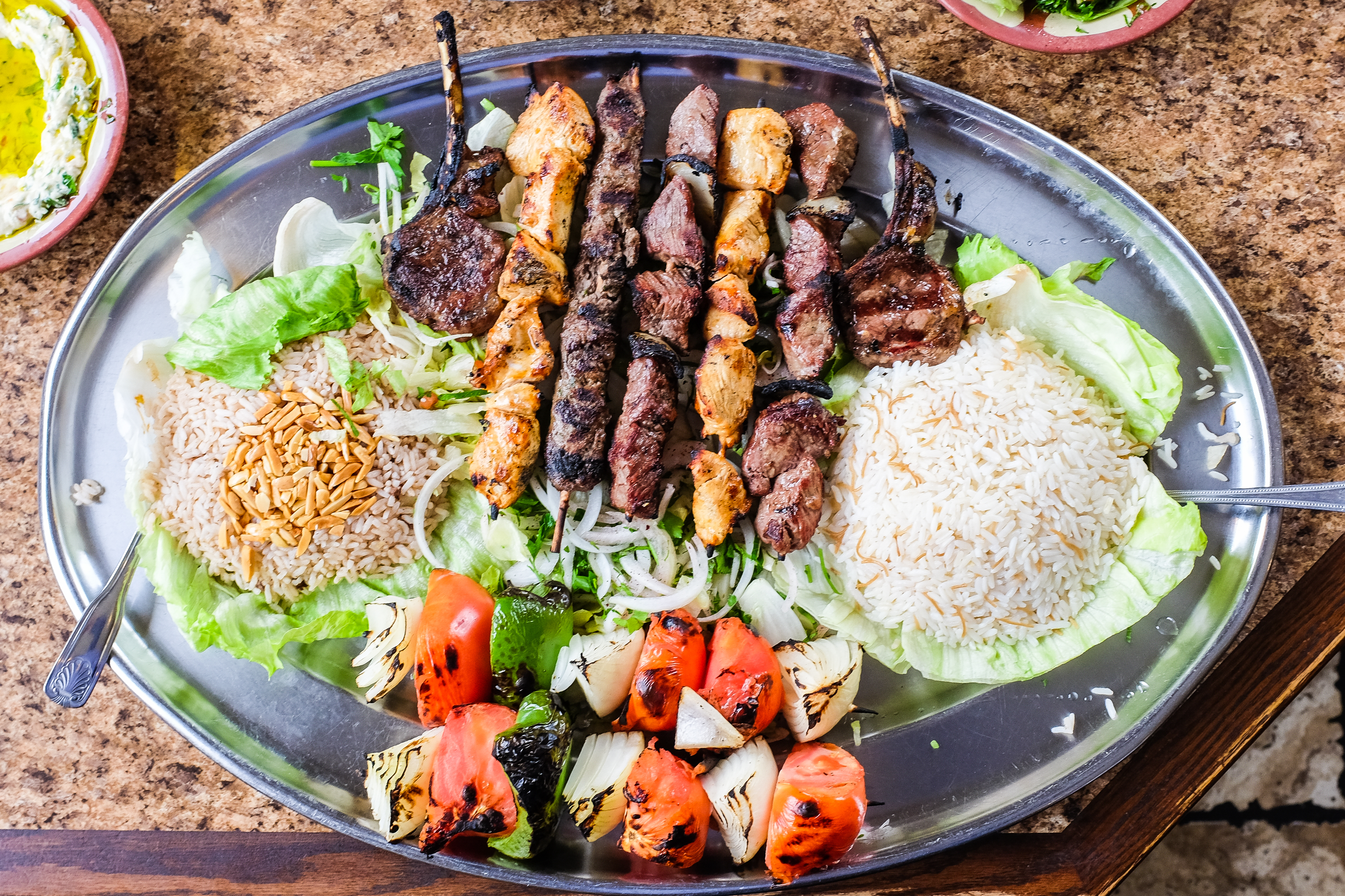 The 12 most utterly gorgeous plates of food bill addison for Anissa helou lebanese cuisine