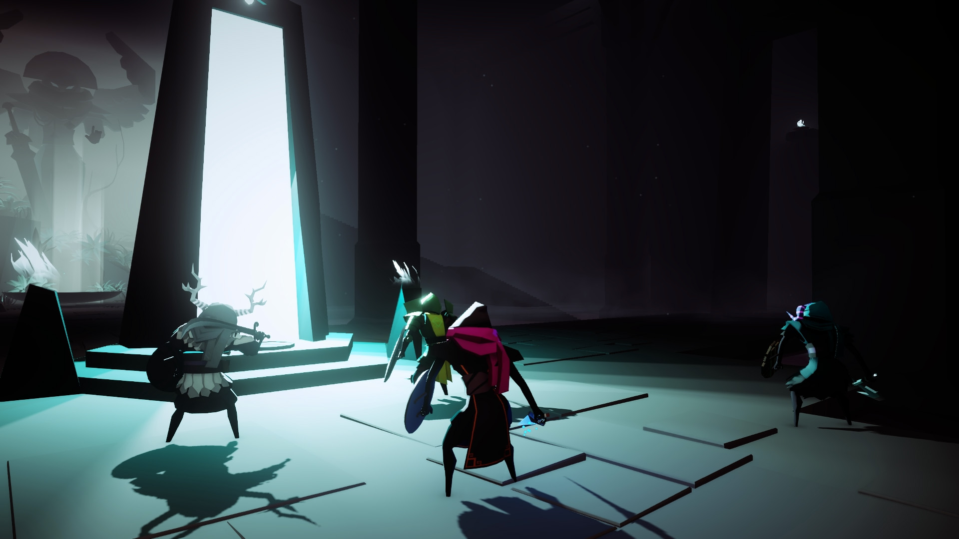 Necropolis screenshot