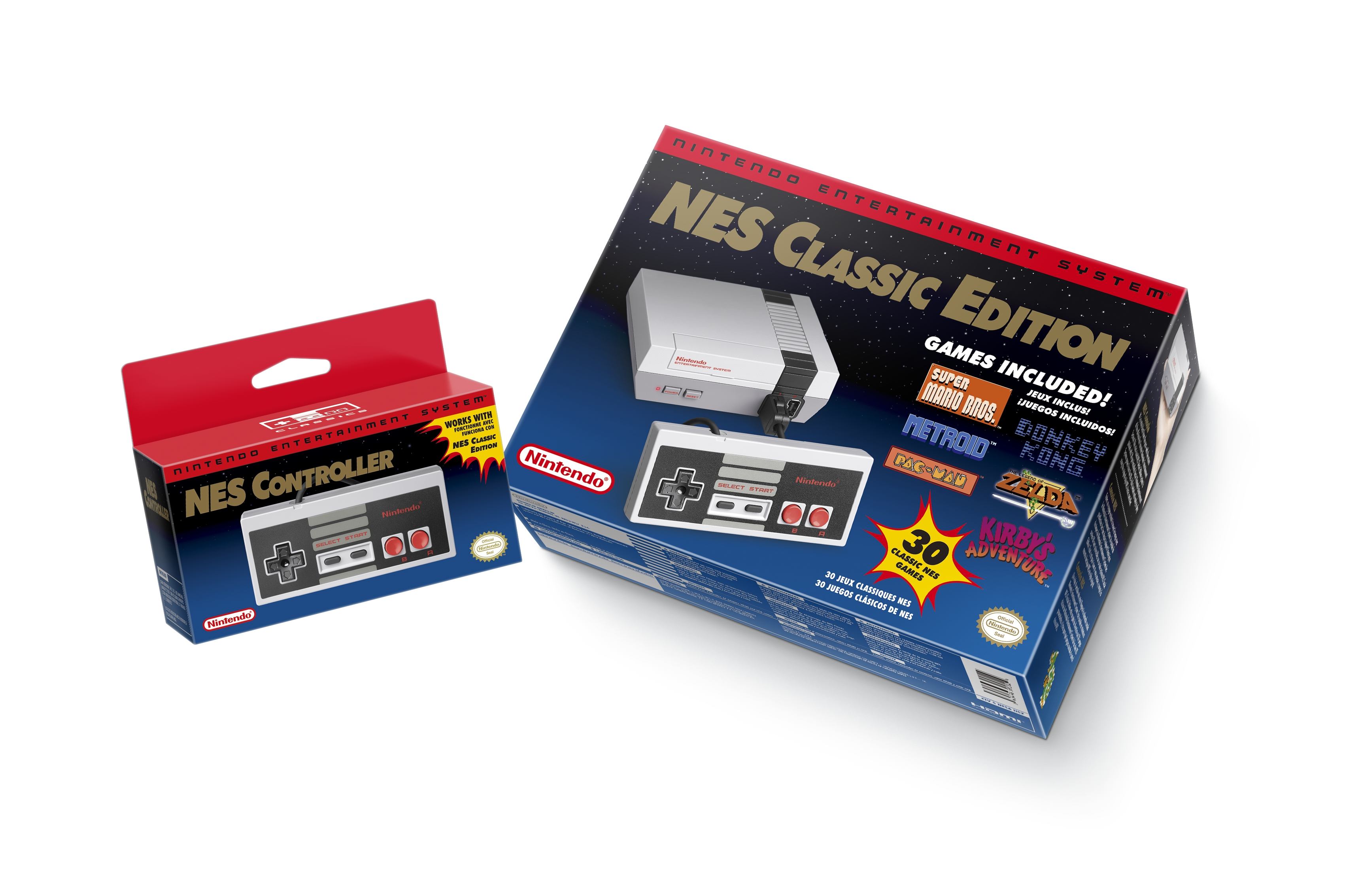 Nintendo is releasing a miniature nes with 30 built in - How much is a super nintendo console worth ...