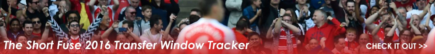 2016 Arsenal Summer Transfer Window Tracker