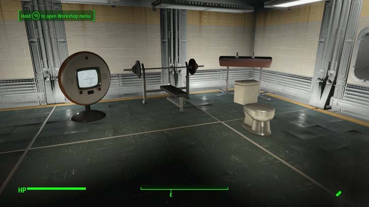 Vault 88, new items and new structures - Polygon