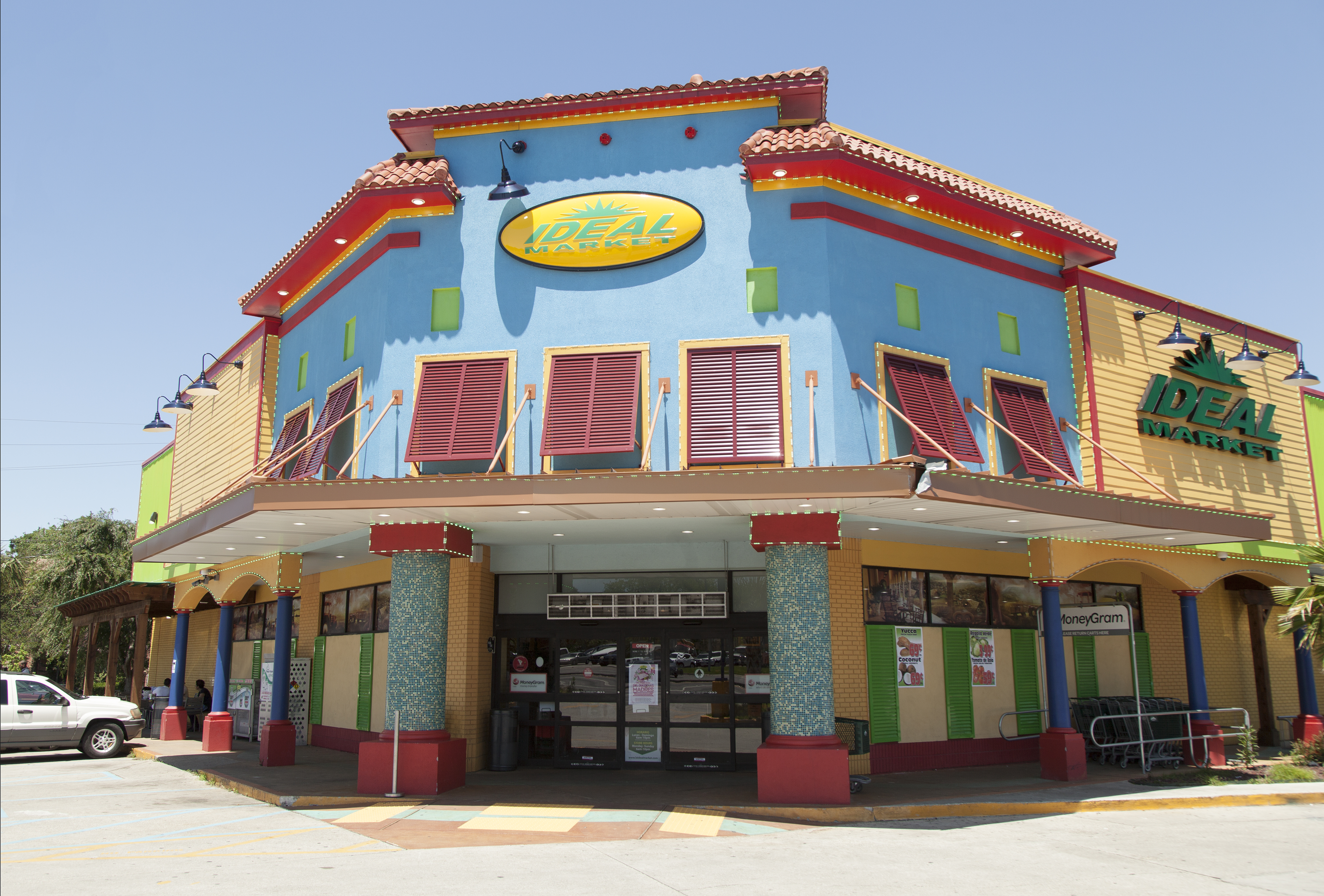 The Colorful Kitschy Signs And Storefronts Of Metairie Curbed New Orleans