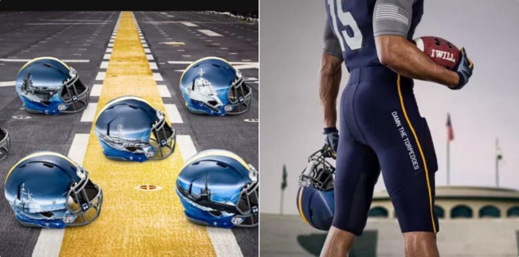 Keenan Reynolds' jersey retired by Navy football - Sportsnaut.com