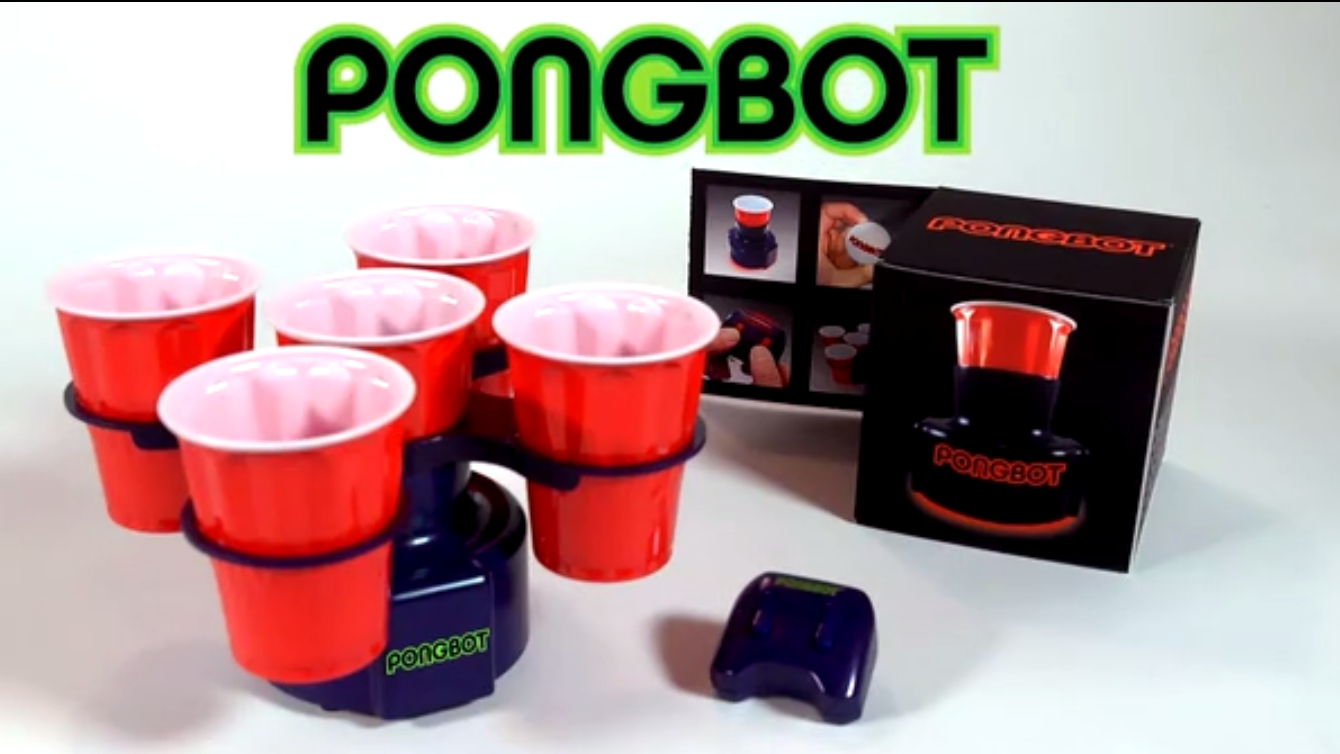 finally a way to play roomba beer pong without a roomba the verge