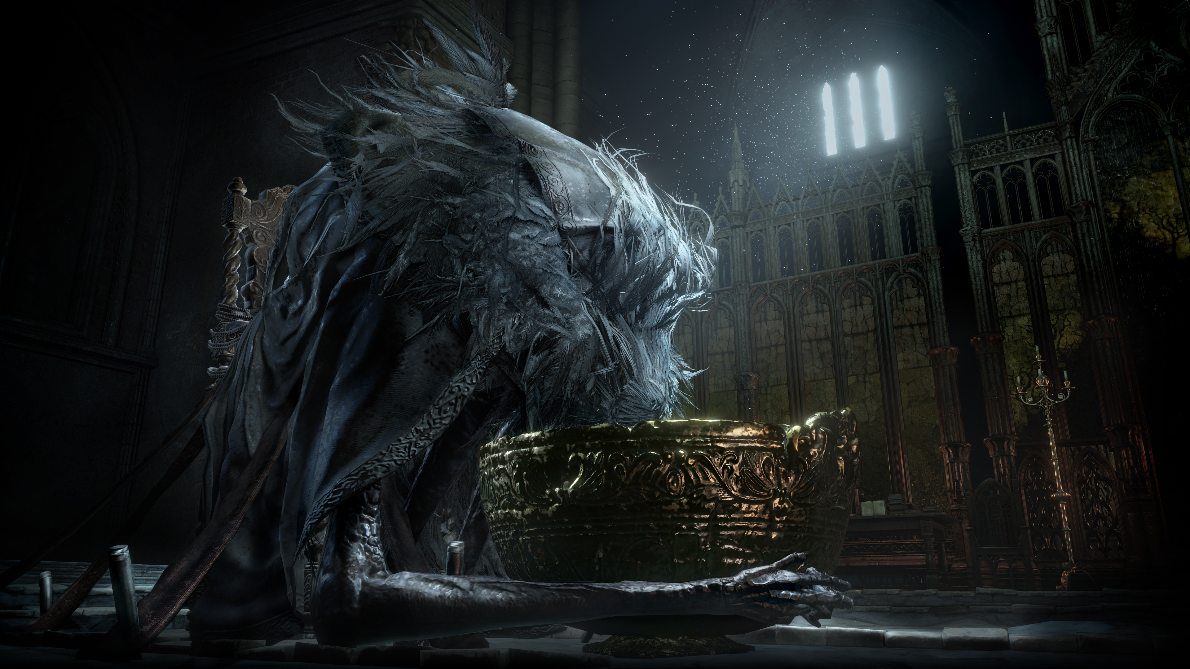 Ariandel And The Sable Church Of Londor Theory Darksouls3 Pursue the lord of hollows questline by marrying anri at anor londo. sable church of londor theory