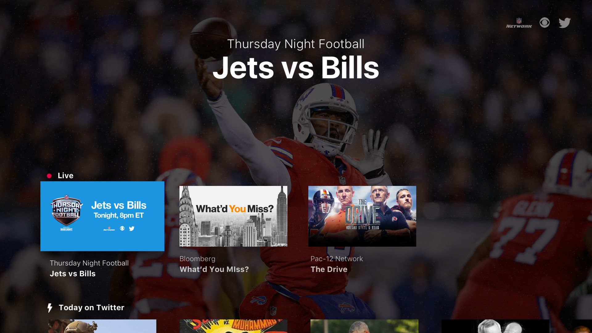 There are now a dozen or more ways to tune in to NFL games, including on mobile devices