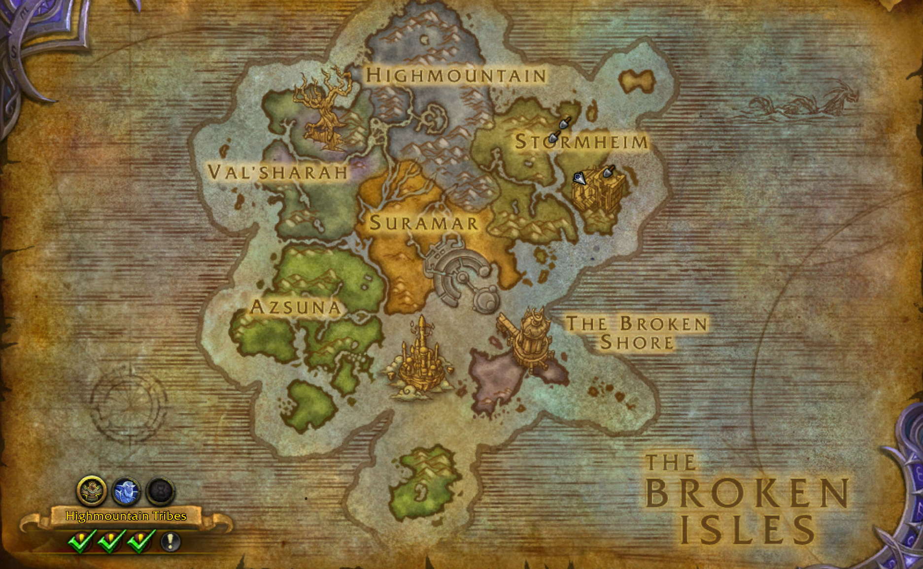 World of warcraft legion beginners guide polygon in world of warcraft legion youre free to pick any starting area you wish provided that its one of the four leveling zones gumiabroncs Choice Image