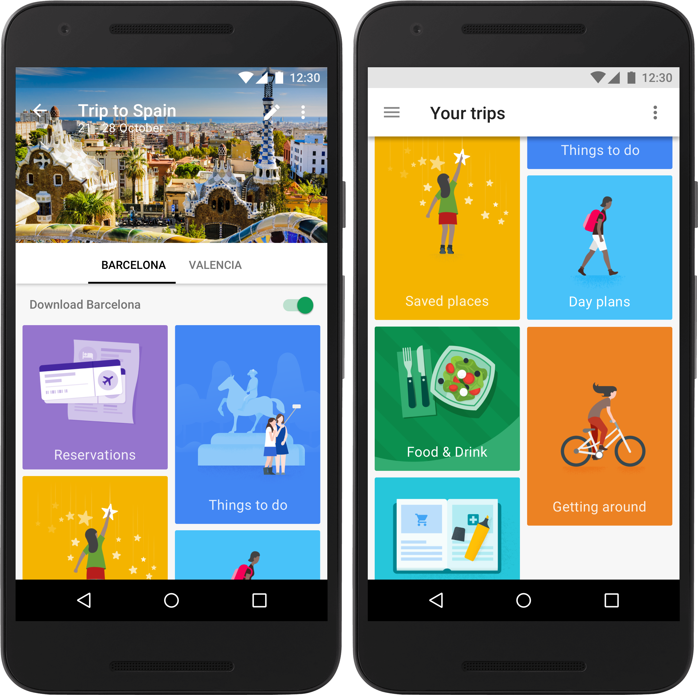 Google Trips is a killer travel app for the modern tourist The Verge – Map My Trip App