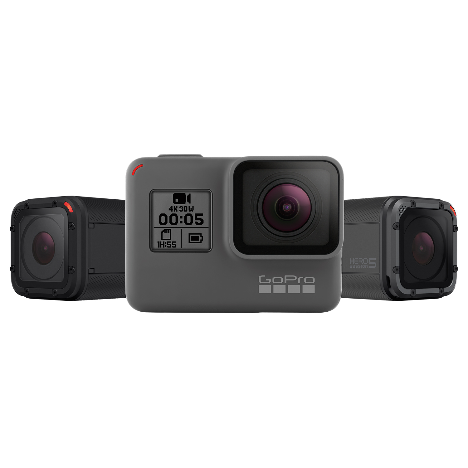 GoPro Announces The Hero 5 Black And Session