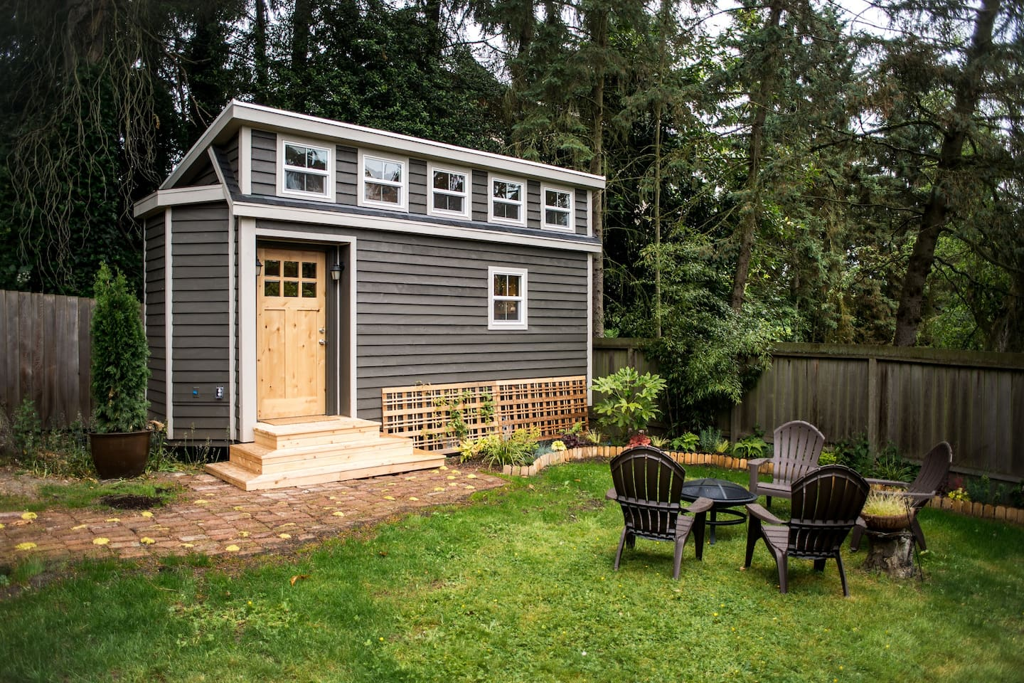 Enjoyable 8 Tiny Homes You Can Rent Right Now Curbed Largest Home Design Picture Inspirations Pitcheantrous