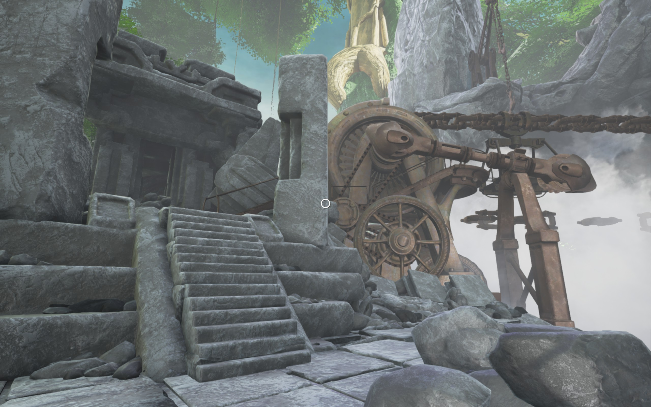 Obduction Walkthrough Kaptar 3 Riding The Chains Polygon