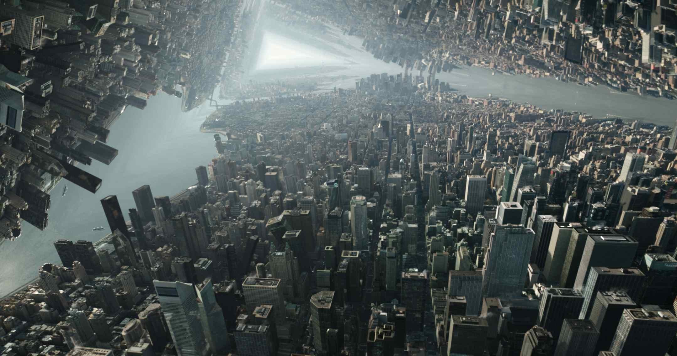 Image result for doctor strange movie trippy visuals