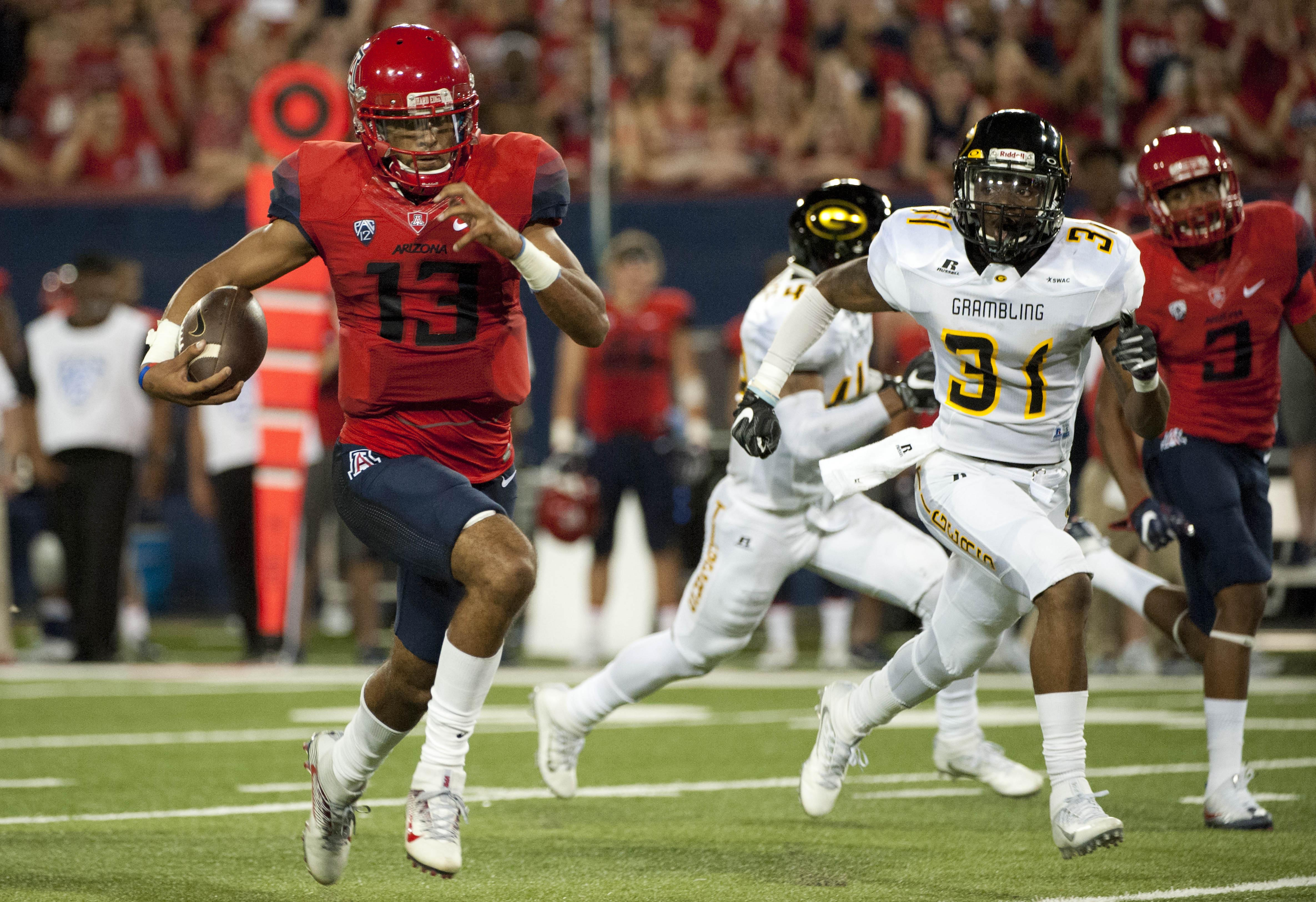 The best 2016 Pac-12 football games left on the schedule
