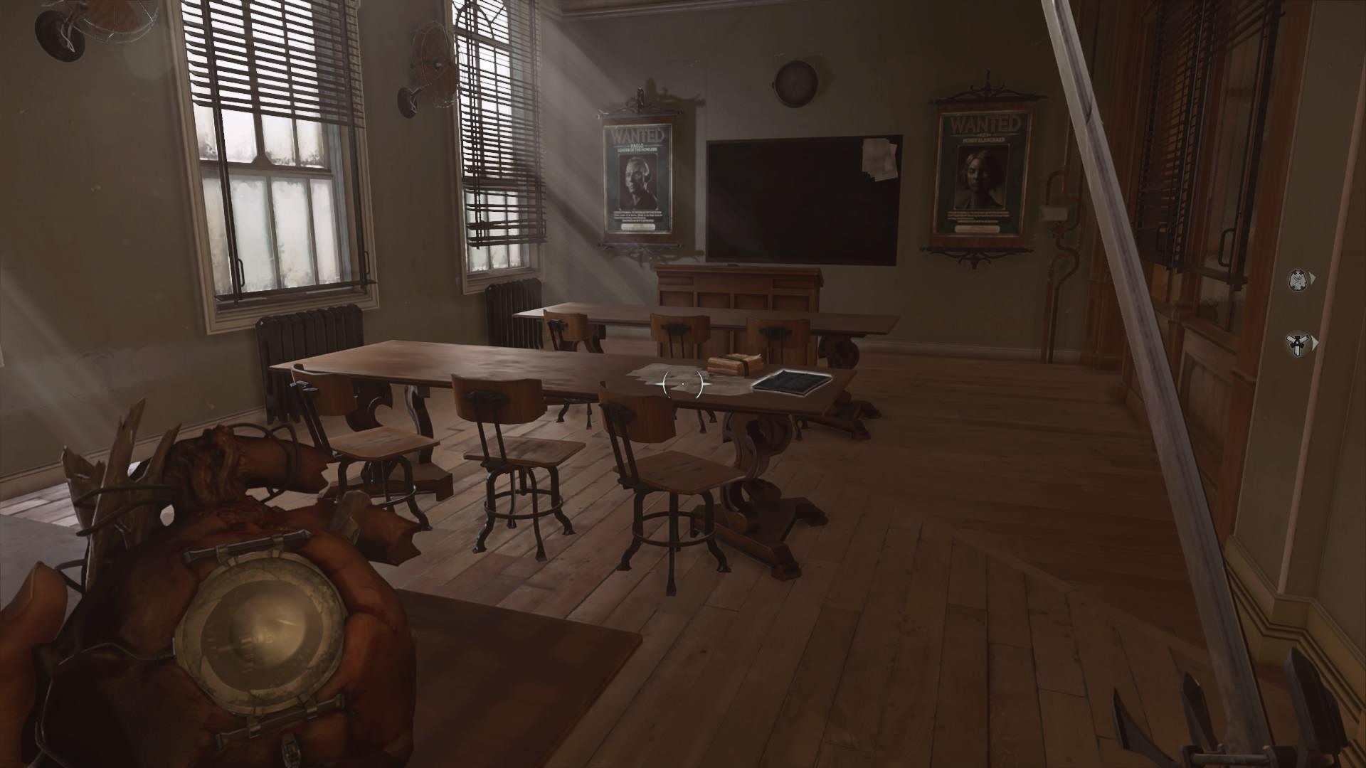 Dishonored  Clockwork Mansion Guard Room Key