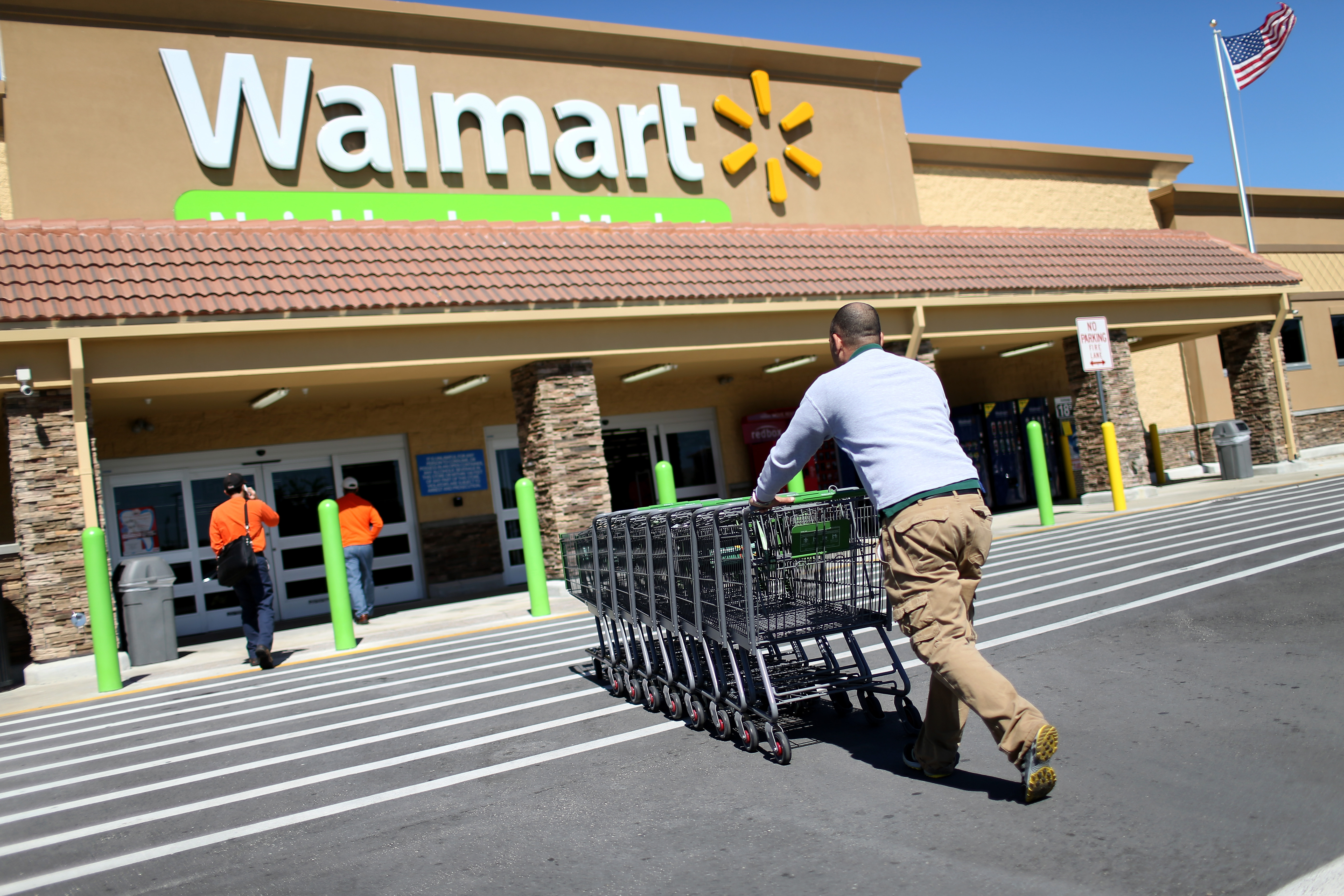 Is there a way to get a price list for the Wal-Mart grocery store?