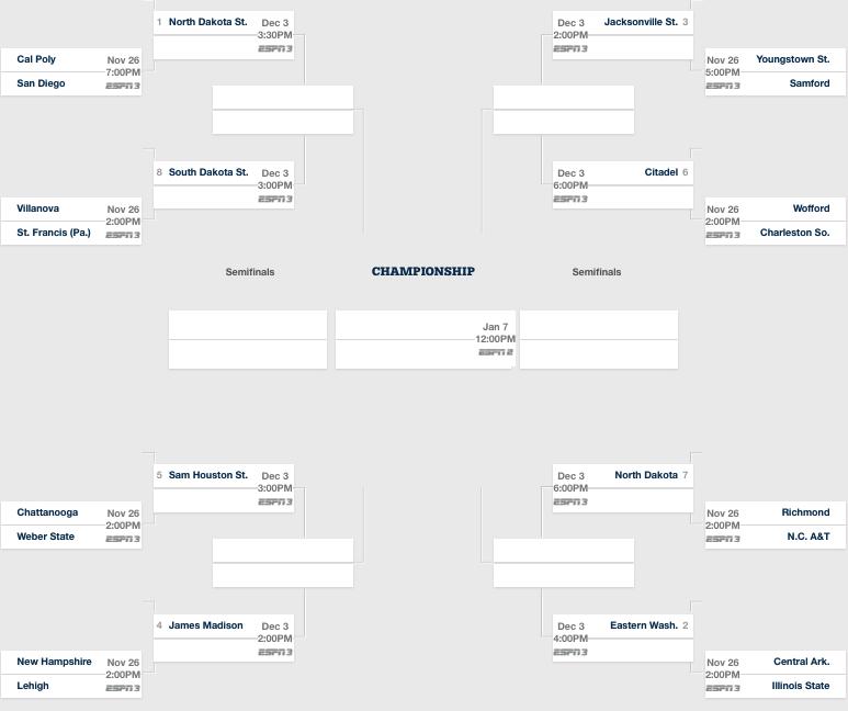 espn tv schedule college football teams in playoffs