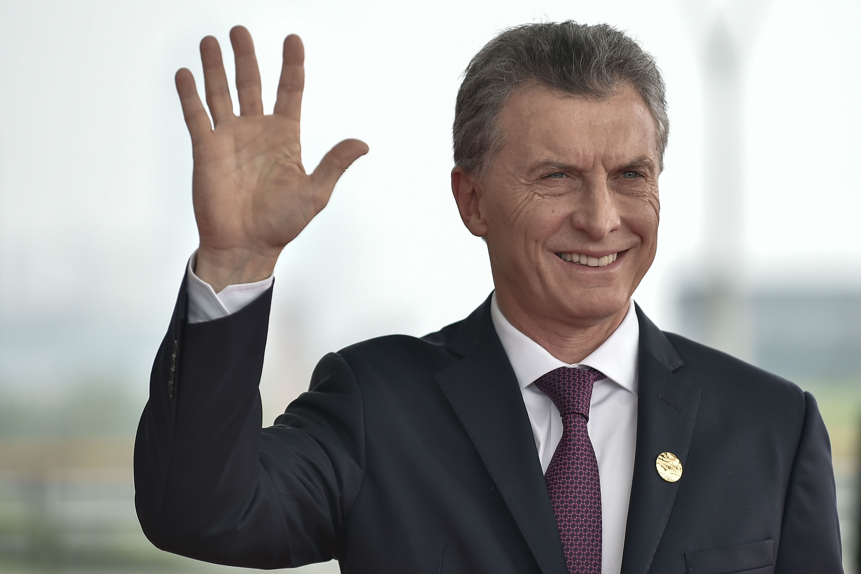 Argentina's president denies Trump pressed him on a private tower deal