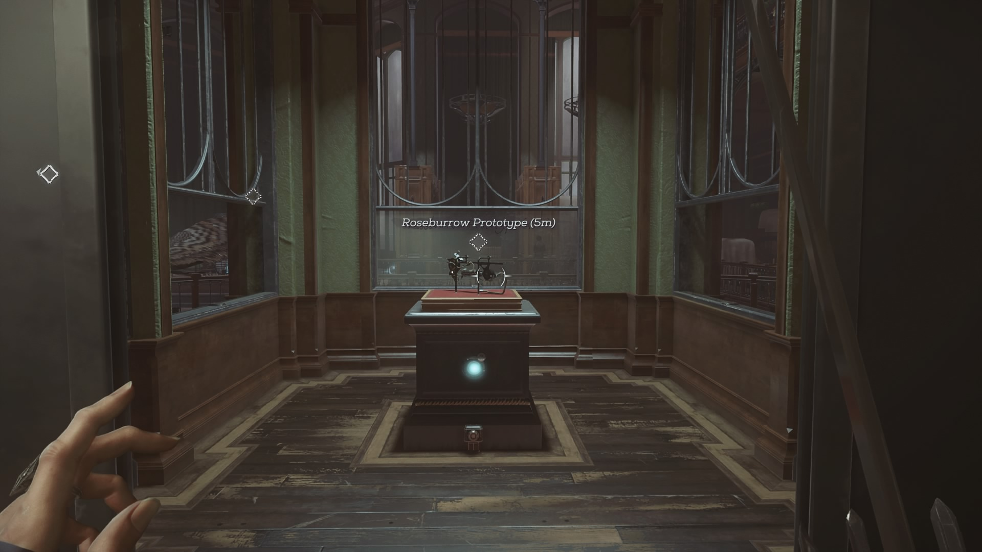 Security Room Key Dishonored  Mission