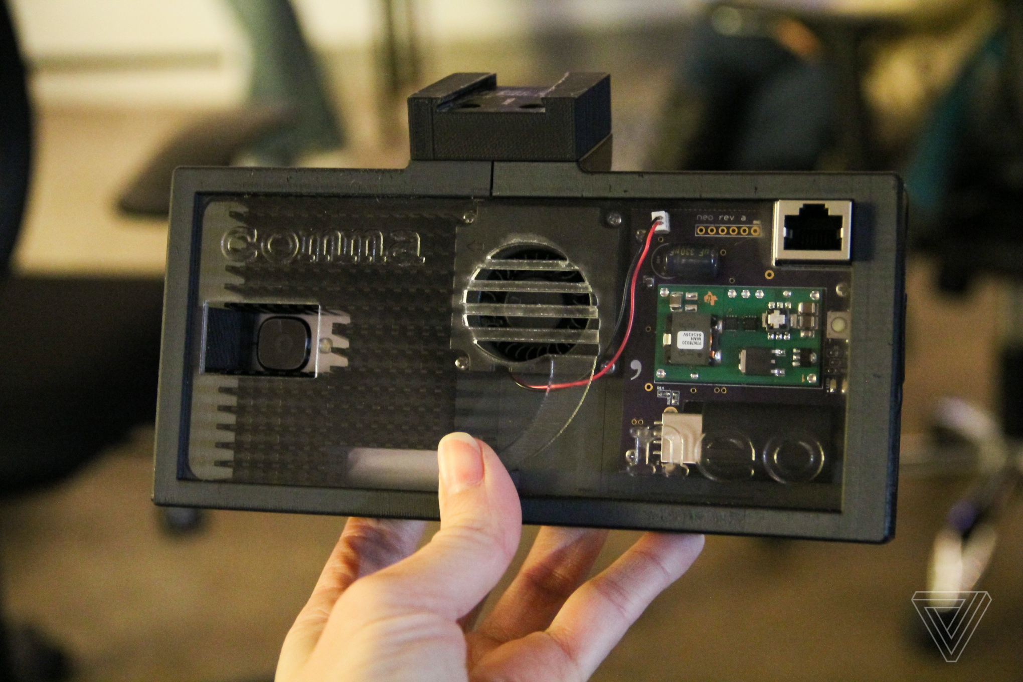 Tech start-up makes self-driving technology open source