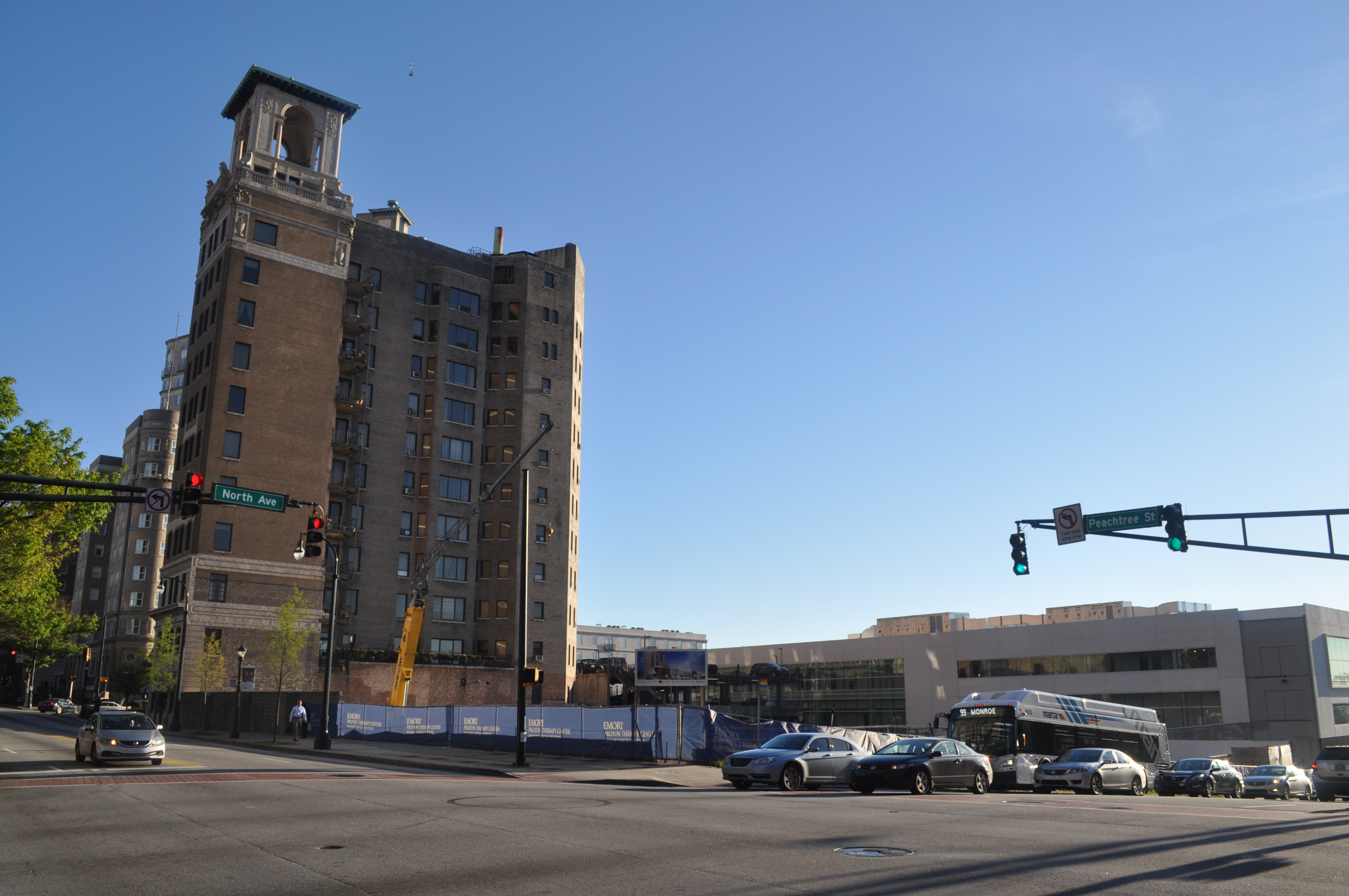 long stalled midtown project on peachtree street could get