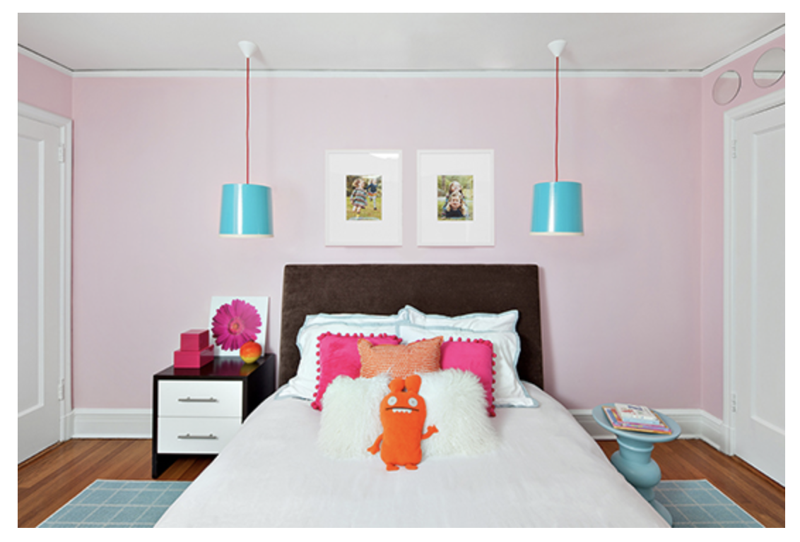Pink Paint Colors For Bedrooms 12 Best Pink Paint Colors To Decorate Your Home Curbed