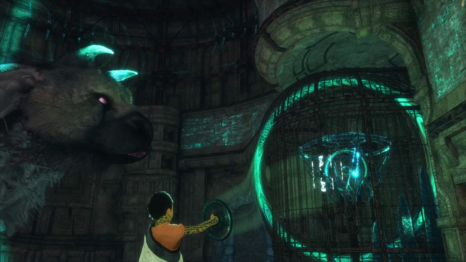 trico the last room - photo #19