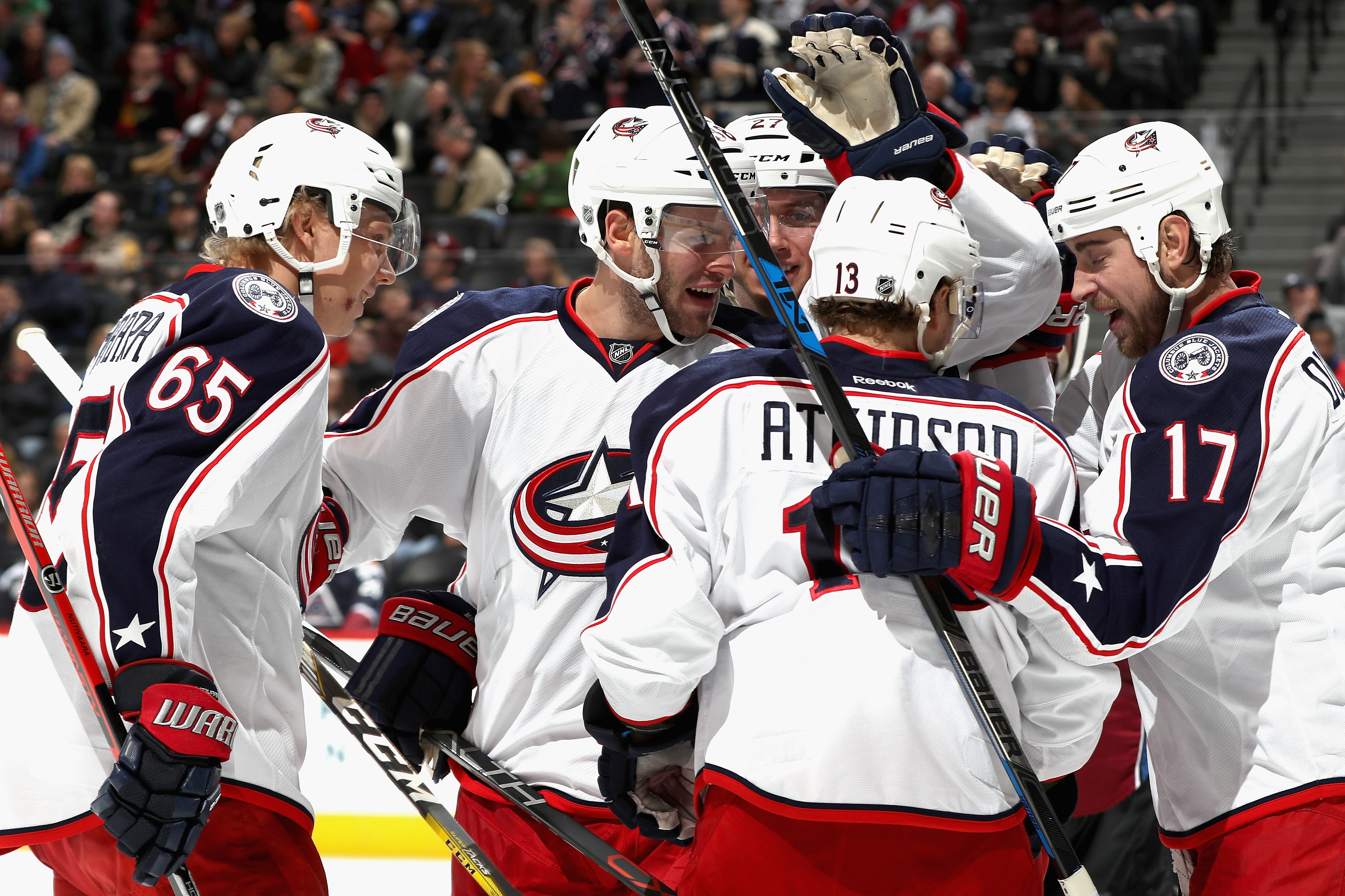 Blue Jackets are either good lucky or doomed - SBNation.com